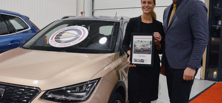 Årets Bil i Danmark 2018 er Seat Arona